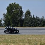 Δεύτερο δοκιμαστικό της νέας μοτοσυκλέτας «Χίμαιρα» της ομάδας Τyφοοn MotoRacing του Πανεπιστήμιου Δυτικής Μακεδονίας