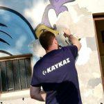 H εταιρεία ΚΑΥΚΑΣ ανέλαβε τον εκσυγχρονισμό και την ανανέωση του 1ου Δημοτικού Σχολείου Κοζάνης (Φωτογραφίες)