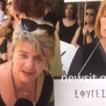 Θα ζήσω μέχρι τα 67 μου με αέρα κοπανιστό; Αναρωτιέται μια γυναίκα από την Κοζάνη που έχασε τον σύζυγό της ξαφνικά (Βίντεο)