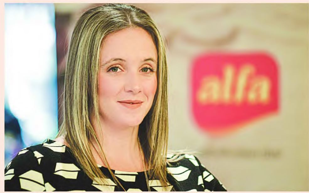 "kozan.gr: Η Κατερίνα Κουκουτάρη μιλά στην ""Ημερησία"" για τα τρία νέα καταστήματα που ετοιμάζεται να λειτουργήσει η εταιρεία ""Αlfa"", με έδρα την Κοζάνη, στην καρδιά της Ουάσιγκτον"