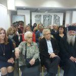 """kozan.gr: Πτολεμαΐδα: Πραγματοποιήθηκαν, το απόγευμα της Τετάρτης 17/10, τα εγκαίνια της Έκθεσης """"Πορτρέτα Αστών της Τραπεζούντας"""" – Την εκδήλωση προλόγισε ο καθηγητής ιστορίας κ. Φωτιάδης Κωνσταντίνος (Φωτογραφίες & Βίντεο)"""