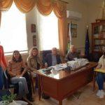 Συνάντηση εργασίας στο Δήμο Βοΐου με στελέχη της ΕΕΤΑΑ