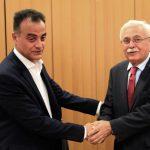 Ευχαριστήριο Δημάρχου Βοΐου προς τον Περιφερειάρχη Δυτικής Μακεδονίας  για το νέο Κέντρο Υγείας Σιάτιστας