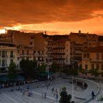 "kozan.gr: Δειλινό στην Κοζάνη! H όμορφη φωτογραφία στην ομάδα στο facebook ""Φωτογραφίες από το Ν. Κοζάνης"""