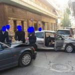 kozan.gr: Τροχαίο ατύχημα, με σύγκρουση δύο αυτοκινήτων, στην Πτολεμαίδα (Φωτογραφίες)