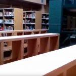 Ξενάγηση στο νέο κτήριο της Δημοτικής Βιβλιοθήκης Κοζάνης (Βίντεο)
