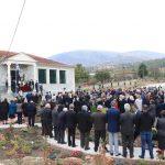 Με επισημότητα, πραγματοποιήθηκε, το πρωί της Κυριακής 14/10, η τελετή εγκαινίων του ανακαινισμένου Δημοτικού Σχολείου Μικροκαστρου του Δήμου Βοΐου (Φωτογραφίες & Βίντεο)