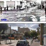kozan.gr: Πτολεμαΐδα: Η συμβολή των οδών Βασ. Κωνσταντίνου και Εθνικής Αντίστασης το 1959 και σήμερα (2018)