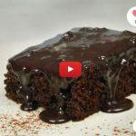 Ζουμερή σοκολατόπιτα χωρίς βούτυρο προτείνει το site foodaholics.gr