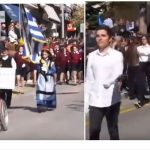 kozan.gr: Τα δύο παιδιά, στη σημερινή παρέλαση στην Κοζάνη, που δέχτηκαν το πιο θερμό χειροκρότημα (Βίντεο)