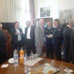 kozan.gr: Φωτογραφίες από τη δεξίωση στο δημαρχείο της Κοζάνης, για τον εορτασμό της 106ης επετείου της απελευθέρωσης της πόλης από τον Τουρκικό Ζυγό