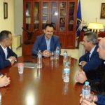 Τι αναφέρει η επίσημη ανακοίνωση του Υπουργείου Εσωτερικών για την επίσκεψη του κ. Αλέξη Χαρίτση στην Κοζάνη