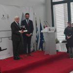 kozan.gr: H ανακήρυξη του Προέδρου της Δημοκρατίας Προκόπη Παυλόπουλου, σε επίτιμο Δημότη της Κοζάνης και η απονομή σε αυτόν, από το δήμαρχο Κοζάνης, του Κλειδιού της πόλης (Φωτογραφίες & Βίντεo)