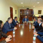 Υπουργός Εσωτερικών Αλέξης Χαρίτσης για Βελβεντό:  «Δυσκολεύομαι να πω όχι, στον φίλο μου τον Περιφερειάρχη» (Φωτογραφίες & Βίντεο)