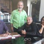 Πτολεμαΐδα: Επίσκεψη απογόνων του Τούρκου Δημάρχου Καιλαρίων