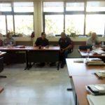 Eνημέρωση του συλλόγου διδασκόντων του 4ου ΓΕΛ Κοζάνης για εκπαιδευτικά θέματα από τον βουλευτή του ΣΥΡΙΖΑ Θ. Μουμουλίδη (Φωτογραφίες)