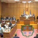 kozan.gr: Έκλεισε το μικρόφωνο στον Γ. Δακή ο πρόεδρος του Περιφερειακού Συμβουλίου Φ. Κεχαγιάς – Σκληρή αντιπαράθεση που είχε να κάνει με την ερμηνεία του κανονισμού του περιφερειακού συμβουλίου (Βίντεο 3′)