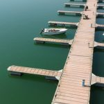 """kozan.gr: Πρωινή Κυριακάτικη (7/10) """"πτήση"""" πάνω από τo πλωτό λιμανάκι του Ναυτικού Ομίλου Κοζάνης (Βίντεο)"""