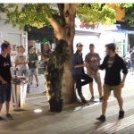 """""""Άτακτος"""" θάμνος στην Κοζάνη – Η φάρσα της astathios team στην κεντρική πλατεία της πόλης"""