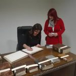 kozan.gr: Δείτε τι έγραψε στο βιβλίο επισκεπτών της Δημοτικής Βιβλιοθήκης Κοζάνης η υφυπουργός Μακεδονίας – Θράκης Κατερίνα Νοτοπούλου
