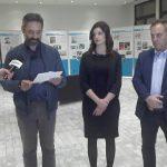 "kozan.gr: Έφτασε στην Κοζάνη, για τα εγκαίνια της έκθεσης «Αλληλεγγύη και Αντίσταση…"", η υφυπουργός Μακεδονίας – Θράκης Κατερίνα Νοτοπούλου (Βίντεο & Φωτογραφίες)"