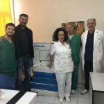 kozan.gr: Δώρισε 7 τηλεοράσεις στην χειρουργική κλινική του Μαμάτσειου Νοσοκομείου Κοζάνης. Ο λόγος για τον επιχειρηματία της πόλης Θωμά Νικολαΐδη (Φωτογραφίες)