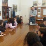 Επίσκεψη μαθητών της Ε΄ τάξης του 6ου Δημοτικού Σχολείου Κοζάνης στο Δημαρχείο Κοζάνης