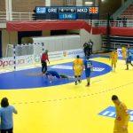 kozan.gr: Με αναφορά ως MKD, για τη FYROM, η ΕΡΤ3, στη ζωντανή μετάδοση του αγώνα χειροσφαίρισης
