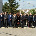 kozan.gr: Ώρα 11:20 π.μ.: Πτολεμαΐδα: Η επιμνημόσυνη δέηση και κατάθεση στεφάνων στο Μνημείο Πεσόντων 1940 στον Ι.Ν.  Αγίας Σκέπης, με αφορμή τη σημερινή επέτειο της 28ης Οκτωβρίου (Φωτογραφίες)