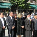 kozan.gr: Ώρα 11:00 π.μ.: Η επιμνημόσυνη δέηση στην κεντρική πλατεία Κοζάνης, με αφορμή τη σημερινή επέτειο της 28ης Οκτωβρίου, παρουσία της Υφυπουργού Προστασίας του Πολίτη Κατερίνας Παπακώστα – Κατάθεση στεφάνων (Βίντεο & Φωτογραφίες)