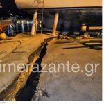 Oι πρώτες εικόνες από την Ζάκυνθο μετά το μεγάλο σεισμό των 6.8 ρίχτερ