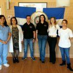 Με επιτυχία πραγματοποιήθηκε η 2η εθελοντική αιμοδοσία που διοργάνωσε η Τοπική Διοίκηση Κοζάνης της Διεθνούς Ένωσης Αστυνομικών, την Τρίτη 16 Οκτωβρίου (Φωτογραφίες)