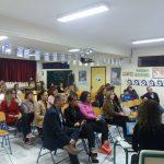 kozan.gr: Ομιλία της Μαρίας Δεληγιάννη, με θέμα «Είμαστε ότι τρώμε», πραγματοποιήθηκε σήμερα Τετάρτη 24 Οκτωβρίου, στο 11ο Δημοτικό Σχολείο Πτολεμαΐδας (Βίντεο & Φωτογραφίες)