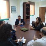 Συνάντηση του Περιφερειάρχη με το Σύλλογο Παιδιών με Αναπηρία Εορδαίας (Bίντεο)