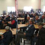 kozan.gr: Να ταράξουν στην περιβαλλοντική νομιμότητα την ΔΕΗ, κάλεσε φορείς και κατοίκους, ο δήμαρχος Κοζάνης Λ. Ιωαννίδης – Αφορμή γι' αυτό το «κάλεσμα» η απάντηση της ΔΕΗ σε μια σειρά κρίσιμων ζητημάτων για Ακρινή, Ποντοκώμη και Τοπικό Πόρο – Βίντεο & φωτογραφίες του kozan.gr από τη σημερινή (21/10) λαϊκή συνέλευση στην Ακρινή Κοζάνης