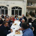 kozan.gr: Εμπόριο Εορδαίας: Γεύτηκαν κρασί και κάστανα, το μεσημέρι της Κυριακής 21/10, στο πλαίσιο της  8ηγιορτής Κάστανου (Βίντεο & Φωτογραφίες)