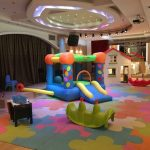 O παιδότοπος του ξενοδοχείου Παντελίδης στην Πτολεμαΐδα, κατάλληλος για διεξαγωγή γενεθλίων