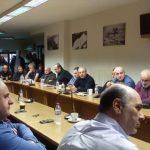 Συνεδρίασε το Δ.Σ του ΣΠΑΡΤΑΚΟΥ – Ενημέρωση για την απεργία της Τετάρτης (28.11.2018) και για τον υπό διαβούλευση Ενεργειακό Σχεδιασμό