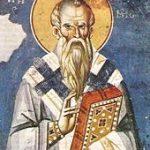 Ο Άγιος Κλήμης Επίσκοπος Ρώμης (101 μ.Χ.) ομιλεί σύγχρονα.  (του παπαδάσκαλου Κωνσταντίνου Ι. Κώστα)