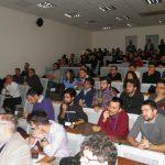 kozan.gr: Με μεγάλο ενδιαφέρον & συμμετοχή πραγματοποιείται, σήμερα κι αύριο στην Κοζάνη, από το Πανεπιστήμιο Δ. Μακεδονίας, το 11ο Πανελλήνιο Συνέδριο «Φαινόμενα Ροής Ρευστών» – ΡΟΗ 2018 το οποίο αποτελεί συνέχεια των ανά διετία Συνεδρίων που ξεκίνησαν πριν από 22 έτη (Φωτογραφίες & Βίντεο)