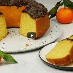 Το foodaholics.gr προτείνει Πανεύκολο κέικ μανταρίνι χωρίς βούτυρο