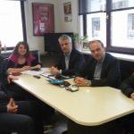 ΓΕΩΤ.Ε.Ε./Π.Δ.Μ.: Συνάντηση με Υφυπουργό Α.Α.&Τ. κ. Ολ. Τελιγιορίδου