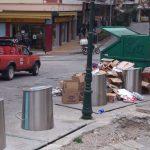 """Σχόλιο αναγνώστη στο kozan.gr: """"Kαθημερινά σωρός σκουπιδιών στο κέντρο της Κοζάνης"""""""