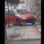 Eπιστολή αναγνώστριας στο kozan.gr: Κοζάνη: «Συγχαρητήρια» για το παρκάρισμα (Φωτογραφία)