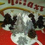 Χριστουγεννιάτικες δημιουργίες της«Ηλιαχτίδας» (Φωτογραφίες)