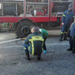Εκπαιδευτική επίσκεψη στην Πυροσβεστική Υπηρεσία Κοζάνης από μαθητές της Δ΄ τάξης του 10ου Δημοτικού Σχολείου (Φωτογραφίες)