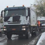 Πορεία με τα απορριμματοφόρα στην πόλη των Γρεβενών πραγματοποίησαν οι εργαζόμενοι στην καθαριότητα του Δήμου Γρεβενών, το μεσημέρι της Δευτέρας 19 Νοεμβρίου