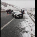 kozan.gr: Γρεβενά: Αυτο είναι το αυτοκίνητο στο οποίο επέβαινε ο Εφραίμ, στο τροχαίο που συνέβη νωρίς το απόγευμα (Φωτογραφία)