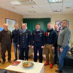 Ένωση  Αστυνομικών Υπαλλήλων Κοζάνης: Σειρά συναντήσεων με τον Γενικό Περιφερειακό Αστυνομικό Διευθυντή Δυτικής Μακεδονίας και τον Αστυνομικό Διευθυντή Κοζάνης