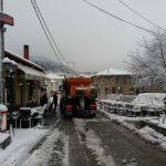 "kozan.gr: Σημερινές ""κατάλευκες"" φωτογραφίες από την χιονισμένη Βλάστη Εορδαίας"